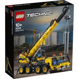 Конструктор LEGO Technic Пересувний кран (42108)