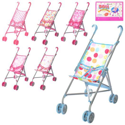 Візок для ляльки Melogo в асортименті (9302 W)купити