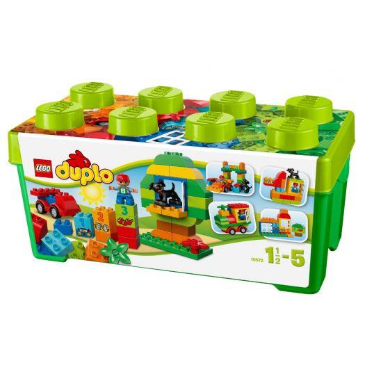 Конструктор LEGO Duplo Весела коробка (10572)замовити