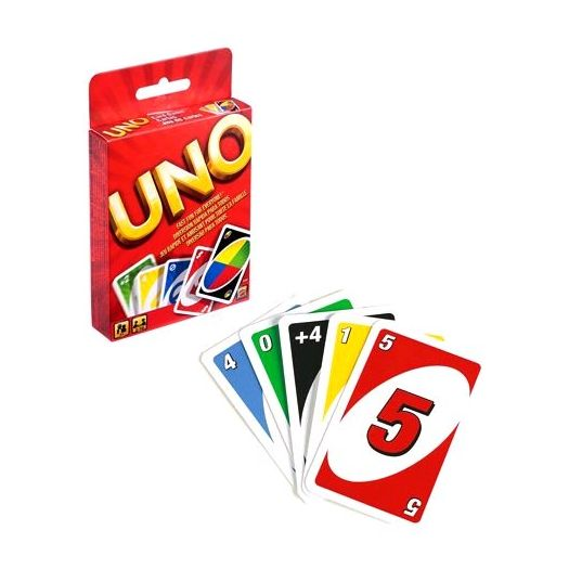 Настільна гра Mattel Games UNO (W2087)купити