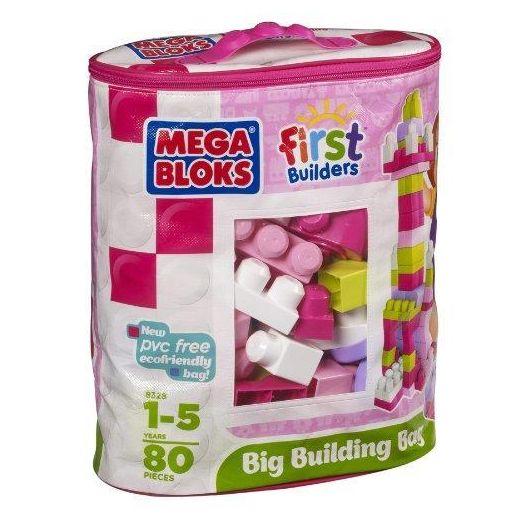 Конструктор Mega Bloks рожевий 80 дет. (DCH62)в Україні