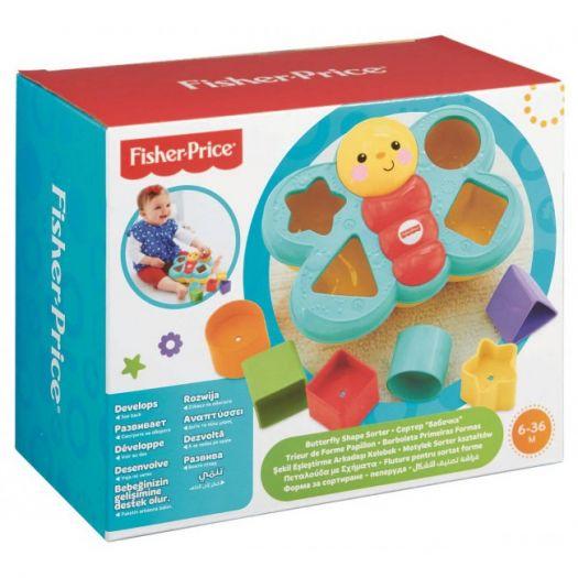 Іграшка-сортер Fisher-Price Метелик (CDC22)замовити