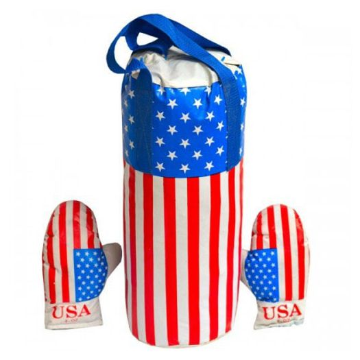 Боксерський малий Danko toys Америка набір (S-USA)в Україні