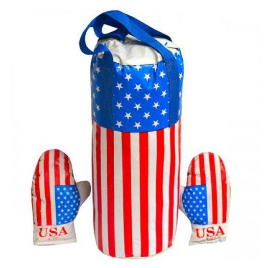 Боксерський набір Danko toys Америка великий (L-USA)купити
