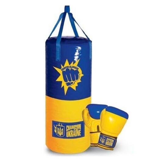 Боксерський набір Danko toys Україна великий (L-UA)замовити