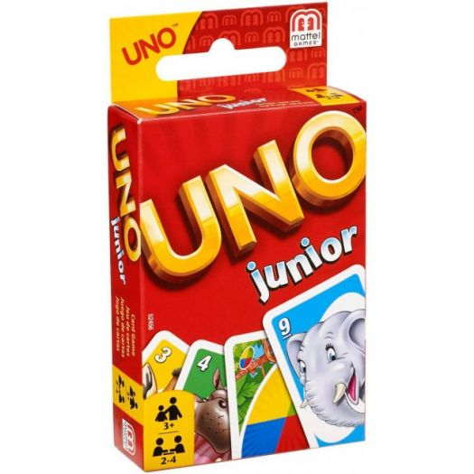 Настільна гра Mattel Games UNO Junior (52456)в Україні