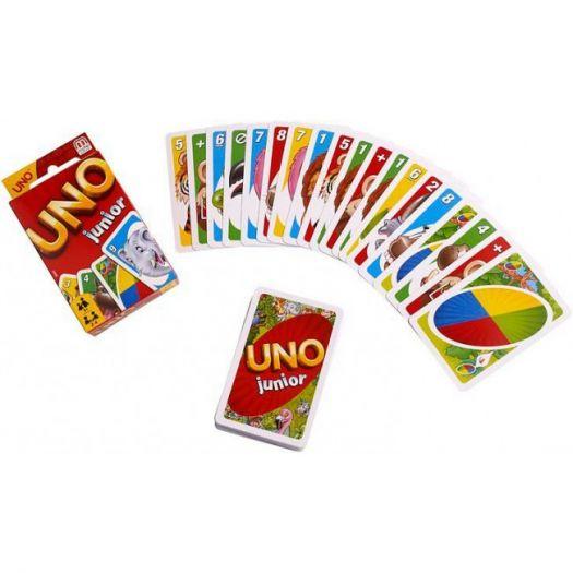 Настільна гра Mattel Games UNO Junior (52456)замовити