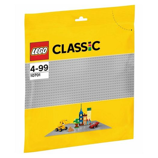 Конструктор LEGO Classic Базова сіра пластина (10701)в Україні