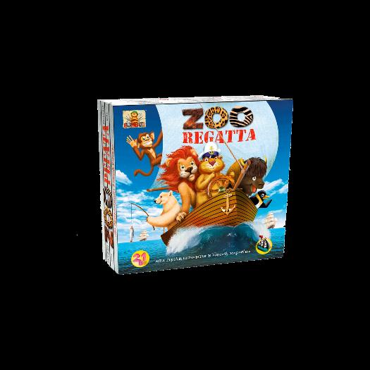 Розважальна гра Bombat Game ЗООрегата 2в1 (4820172800019)купити