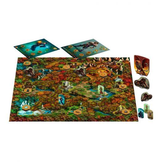 Настільна гра Bombat Ліс: легенда про Мантикору (005)купити