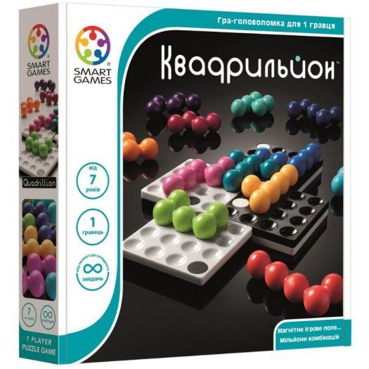 Гра настільна Smart Games Квадрильйон (SG 540 UKR)замовити
