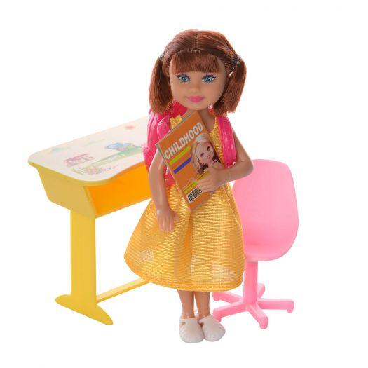 Лялька DEFA Школа (8298)замовити