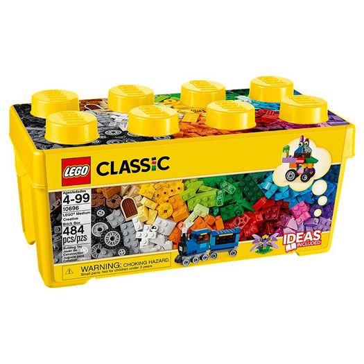 Конструктор LEGO Classic Набір для творчості середнього розміру (10696)замовити