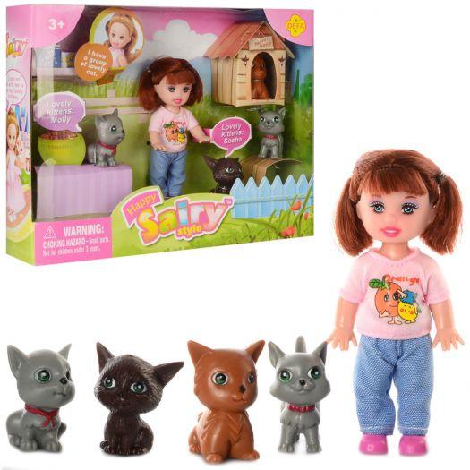 Лялька DEFA з тваринами (270)замовити