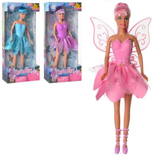 Лялька DEFA Фея з крилами в асорт. (8324)замовити