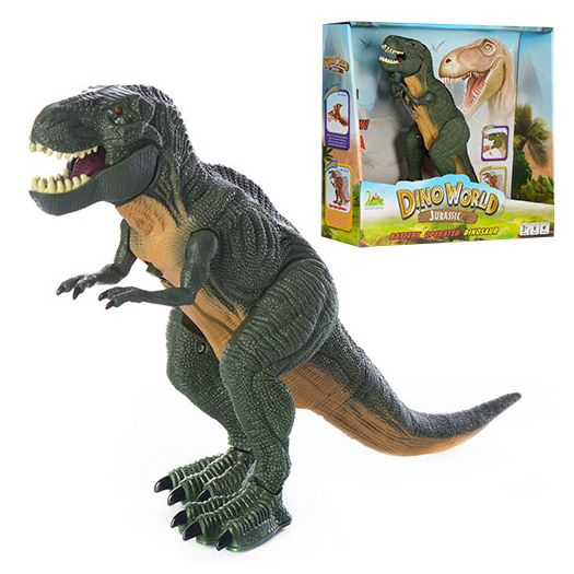 Динозавр Dinosaur Planet на батарейках (RS6152)купити