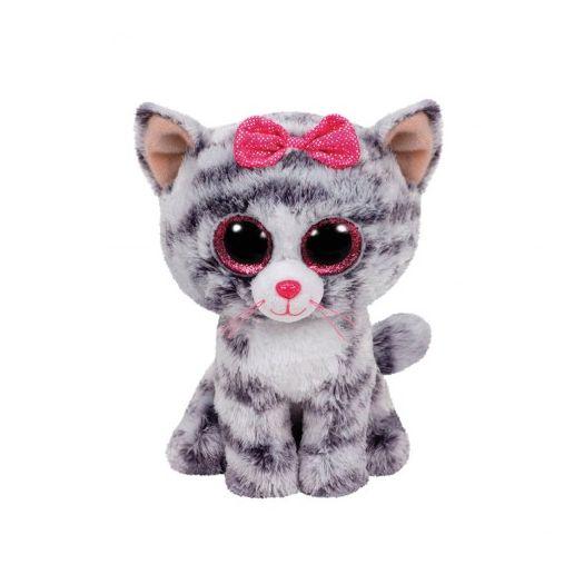 М'яка іграшка TY Beanie Boo's Кошеня Kiki 25 см (37075)замовити