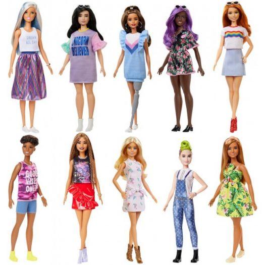 Лялька Barbie Fashionistas в асорт. (FBR37)купити