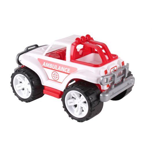 Машинка Позашляховик Технок (4982)замовити
