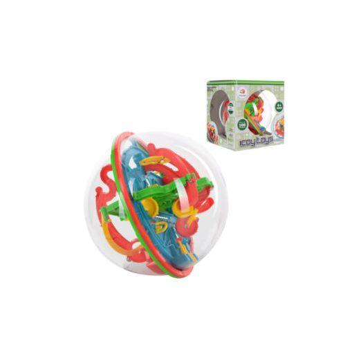 Головоломка Icoy Toys Мяч-лабіринт (963)замовити