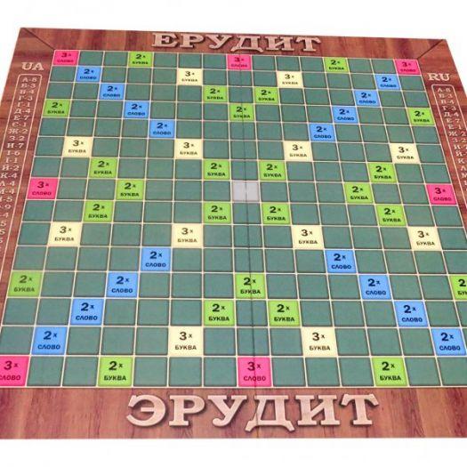 Гра настільна Artos Games 2в1 Ерудит Ost (4820130620987)купити