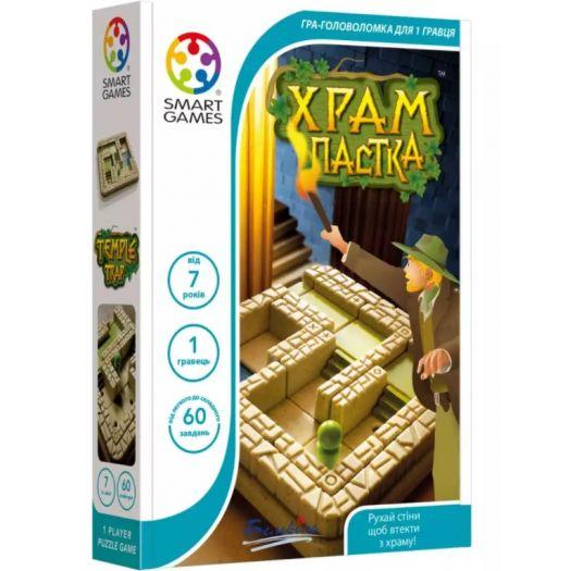Гра настільна Smart Games Храм - пастка (SG 437 UKR)купити