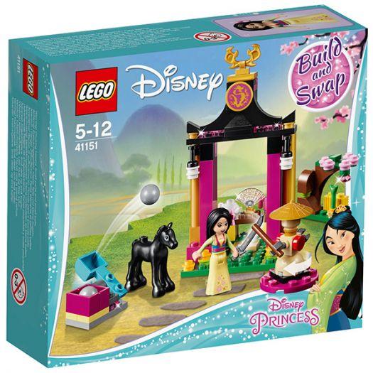 Конструктор LEGO Disney Princess Тренування Мулан (41151)замовити