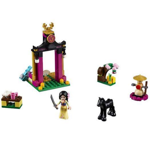 Конструктор LEGO Disney Princess Тренування Мулан (41151)в Україні