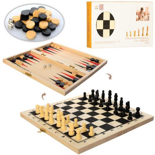 Ігровий набір 3 в 1