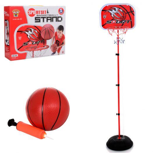 Баскетбольне кільце на стійці Basketball set (M 5708)замовити