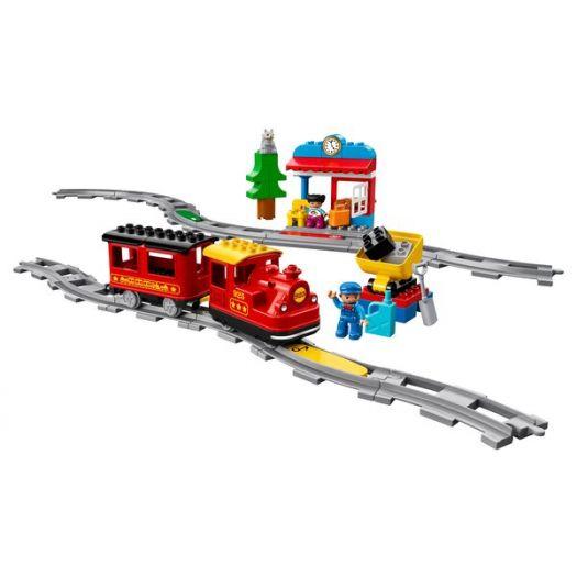 Конструктор LEGO Duplo Town Паровоз (10874)купити