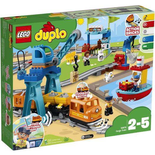 Конструктор LEGO Duplo Вантажний потяг (10875)в Україні