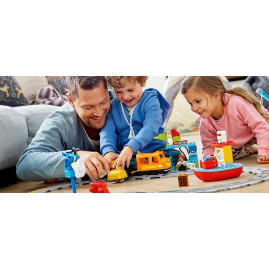 Конструктор LEGO Duplo Вантажний потяг (10875)замовити