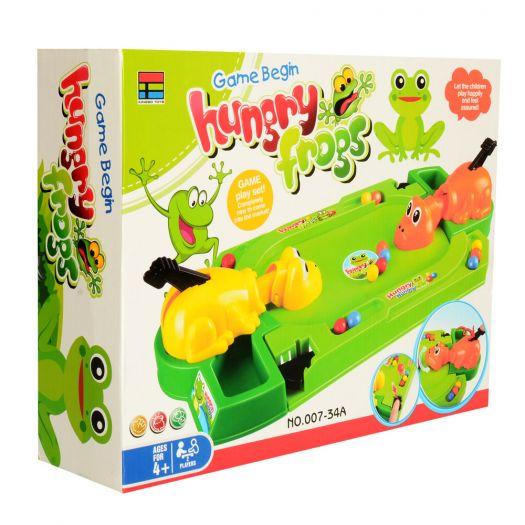 Настільна гра Kingso Toys Зообільярд Голодні тварини (007-34A)купити