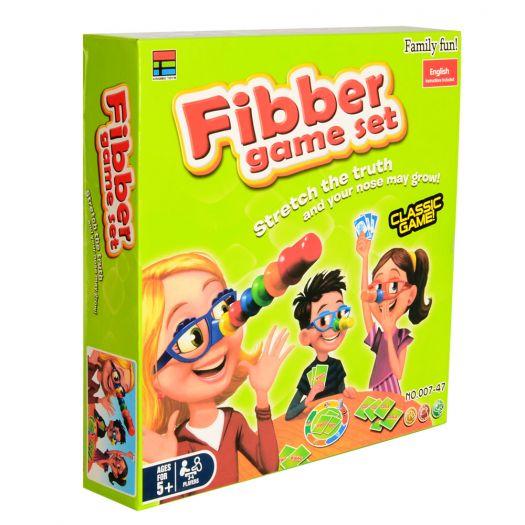 Настільна гра Kingso Toys Фіббер (обдури сусіда) (007-47)купити