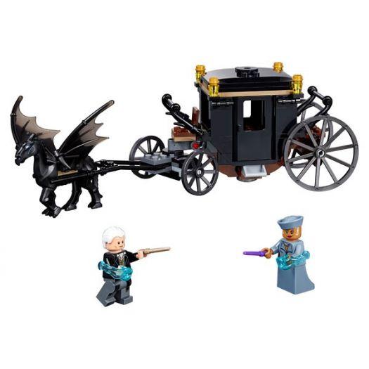 Конструктор LEGO Harry Potter Втеча Грін-де-Вальда (75951)в Україні