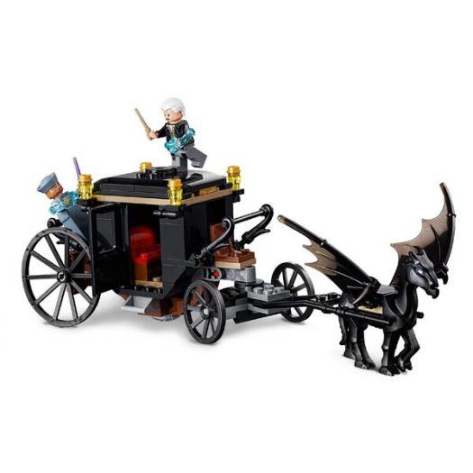 Конструктор LEGO Harry Potter Втеча Грін-де-Вальда (75951)купити