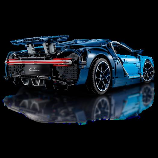 Конструктор LEGO Technic Автомобіль Bugatti Chiron (42083)купити