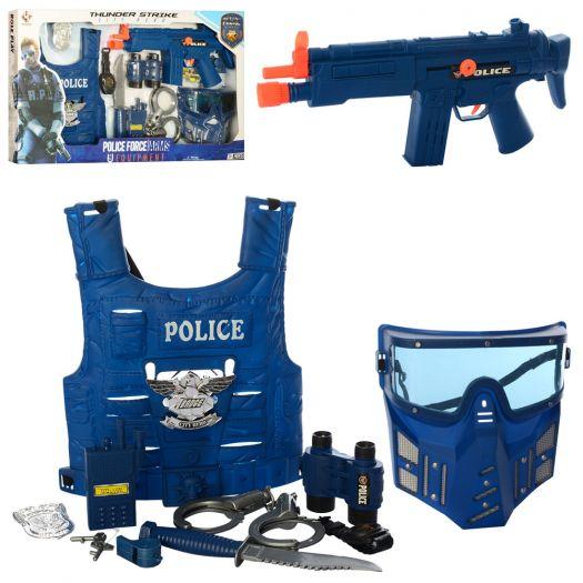 Набір поліцейського S.W.A.T. equipment (P013)замовити