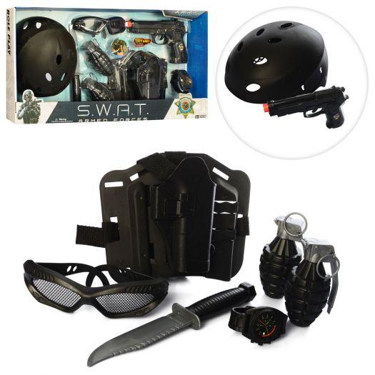 Набір поліцейського S W A T equipment (S006)купити