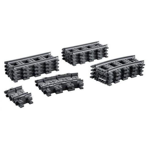 Конструктор LEGO City Trains Рейси (60205)купити