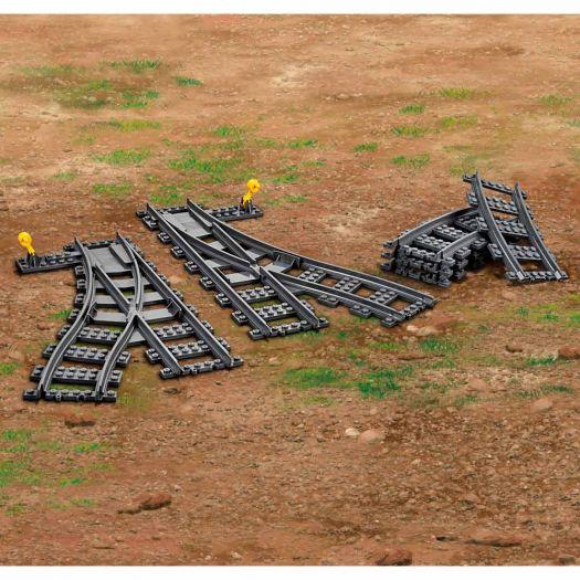 Конструктор LEGO City Стрілочний перевід (60238)замовити