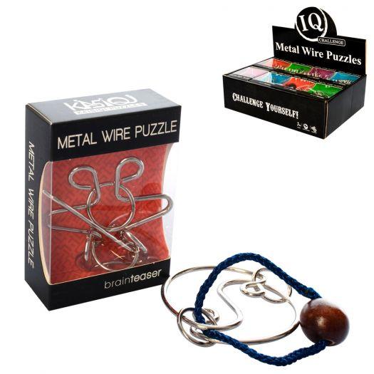 Головоломка Metal puzzles (6)замовити