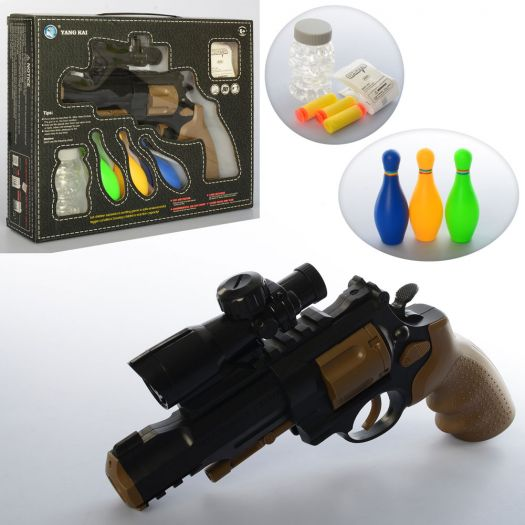 Пістолет Yang Kai з водяними кулями (M09-1 +)в Україні