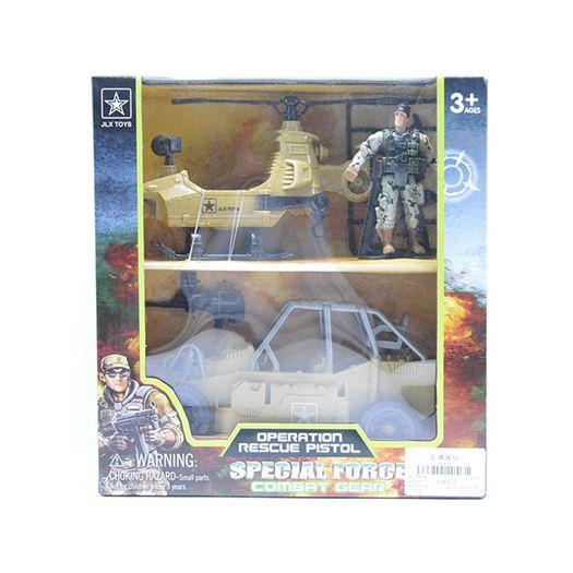 Набір військового Special Force (6630A)купити