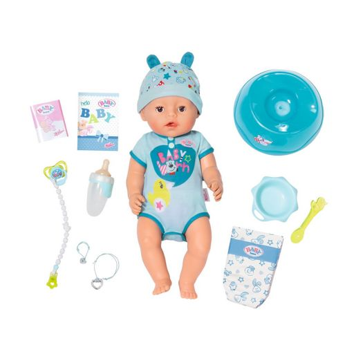 Лялька BABY BORN серії Ніжні обійми - ЧАРІВНИЙ МАЛЮК (824375)в Україні