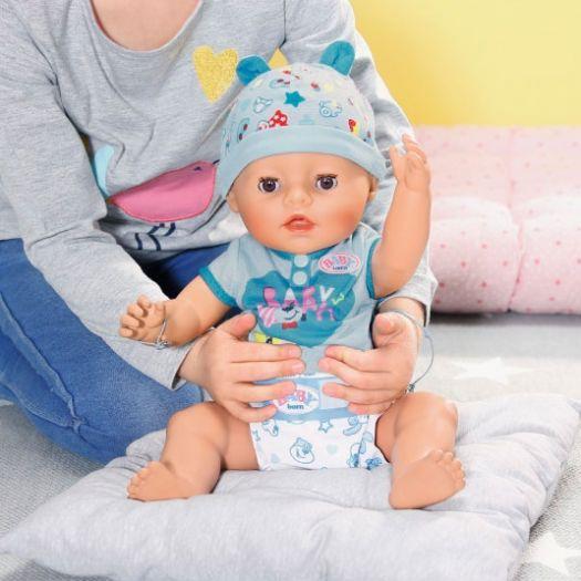 Лялька BABY BORN серії Ніжні обійми - ЧАРІВНИЙ МАЛЮК (824375)замовити