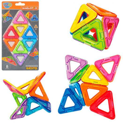 Магнітний конструктор Limo toy  (LT1005)купити
