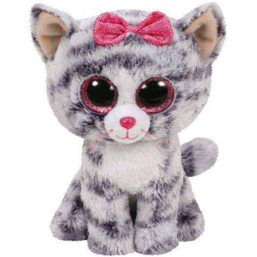 М'яка іграшка TY Beanie Boo's  Кошеня Kiki 50 см (36838)в Україні