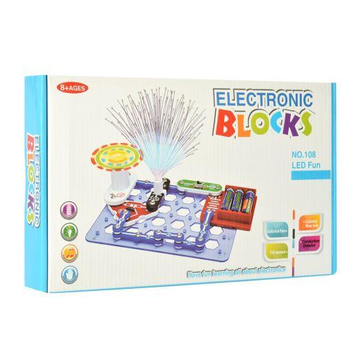Конструктор електронний Electronic Blocks (108)замовити